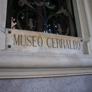 2019 スペインの旅! マドリッド一日目 セラルボ美術館