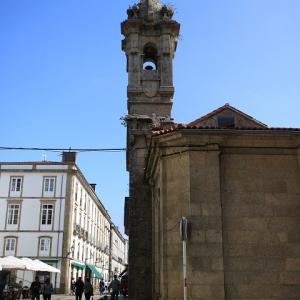 2019 スペインの旅! サンチャゴ・デ・コンポステラ その14:二日目 旧市街散策