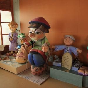 2018スペイン旅! エルダ :Museo del Calzado(靴博物館) 【FICIA】③