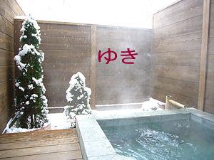 思いがけない雪の朝で今日も一日寒そうな那須です