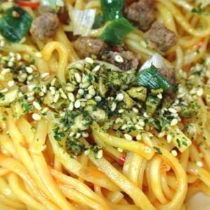 ミシュラン一つ星 鳴龍の新メニュー、汁なし担担麺のカップ麺!セブンイレブン 日清食品