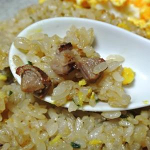 彩未 まかない炒飯(冷凍食品)は生姜風味で旨い!イオン