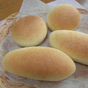 定番のシンプルパン