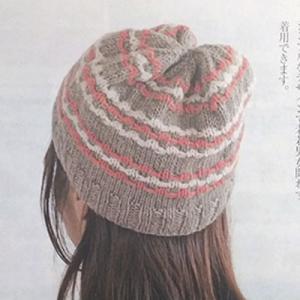 軽くてあたたかな毛糸で冬の準備を♪~アイアムオリーブ11月号後編~