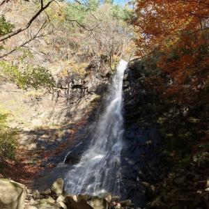 七滝に行ってきました。