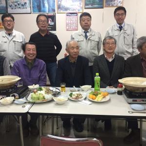 葛巻町青年OB会定期総会