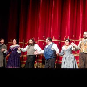 オペラ殿堂での一夜の夢
