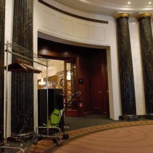 ウィーンの格式あるホテル