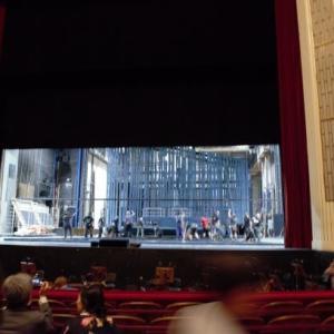 世界三大歌劇場の一つで再開
