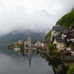 世界一美しい湖畔の村