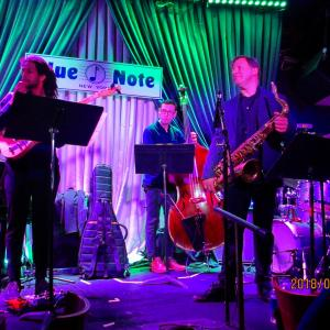Blue Note Jazz Live