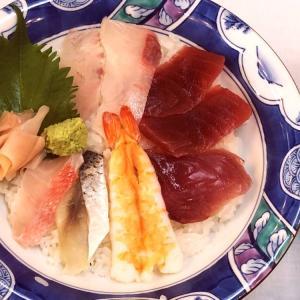 ●海鮮丼ランチセット♪