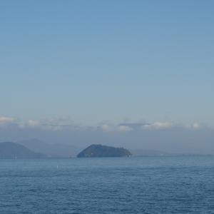 琵琶湖の竹生島、行ったことありますか?