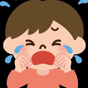 泣く子供には・・・・