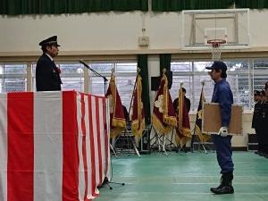 2020年 令和最初の遠賀郡合同出初式