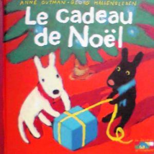 フランス語絵本 Anne Gutman & Georg Hallensleben / Le cadeau de Noel 6 『リサとガスパールのクリスマス』