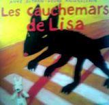 フランス語絵本 Anne Gutman , Georg Hallensleben / Les cauchemars de Lisa 10『リサのこわいゆめ』