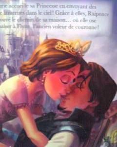 フランス語絵本 Disney / Raiponce「塔の上のラプンツェル」