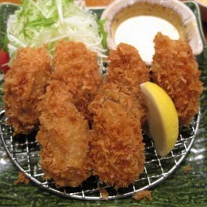 ららぽーとTOKYO-BAYグルメ 大戸屋で広島産かきフライ定食(6個盛り)を頂きました!旬の食材に大満足!