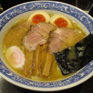 船橋グルメ ららぽーとTOKYO-BAYの青葉で特製中華そば(930円)を頂きました!食べやすく懐かしい味でした!