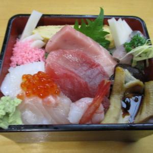 船橋グルメ 老舗の和光鮨で上ちらし(1630円)を頂きました!新鮮な刺身とボリューム感に大満足! #食べよう船橋