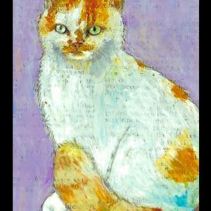 猫の日に猫の絵を描いて思ったこと。