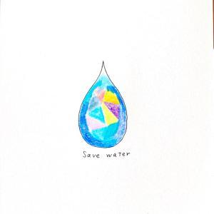 世界水の日のいら