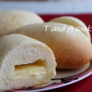 簡単で美味しいパンレシピ 子供と作るチーズ入りパン
