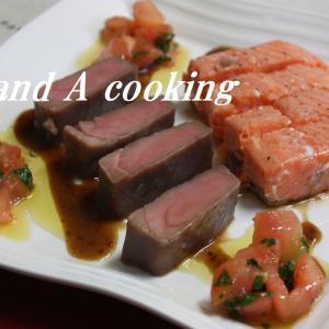 低温調理器sous vide cooker 肉・魚料理を料亭の味に