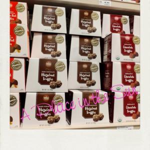 ホールフーズのトリュフチョコレート