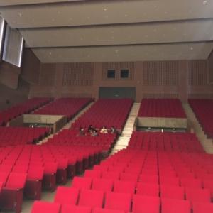 12月7日(土)その1:MGウインドオーケストラ部演奏会リハ