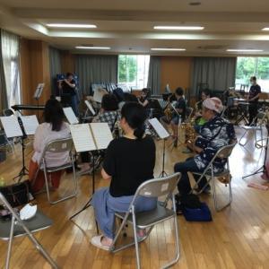 8月30日(日)ブラパ練習〜GGSO練習