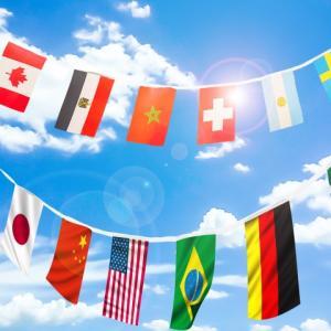 国旗から見えてくる色の意味