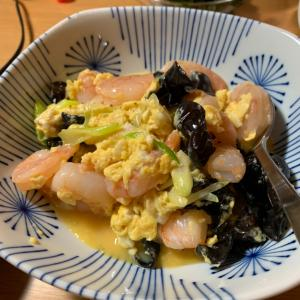 おすすめレシピ 海老プリ卵炒め
