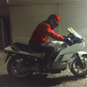 仕事を趣味に活かす⁉︎織物屋のバイク整備!「BMW k100RS アップハンドル化」