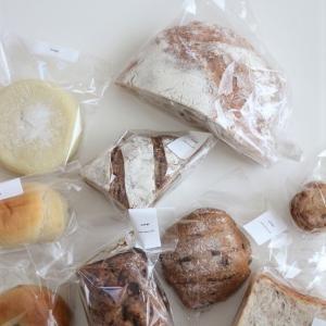cimaiさんのパンと、1人のお昼ご飯は・・・