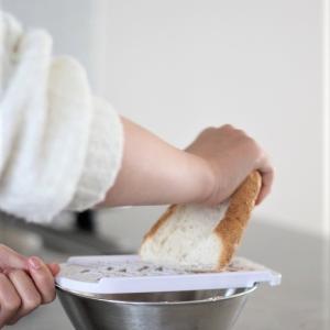 パン粉は手作りする