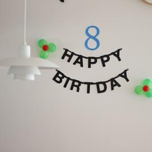 息子の誕生日と、メロン!