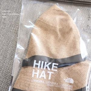 THE NORTH FACEの帽子が届く