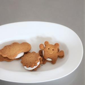 娘が作るクッキーと、大活躍のホットパン