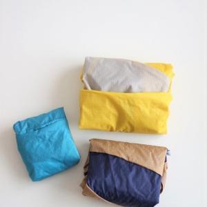 スーザンベルのバッグ、サイズ違いでこう使う