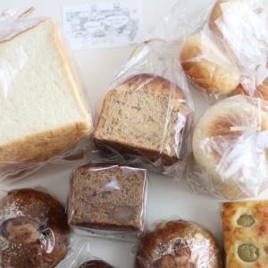美味しいパン屋さんのパン!