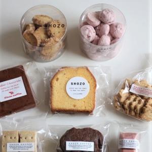 SHOZO COFFEEさんのお菓子セットが届く