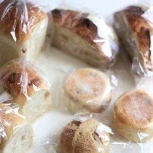 再び、ON THE DISHさんのパン