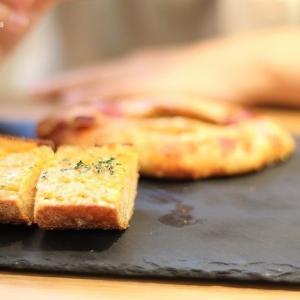ランチとパン屋さんとおやつ