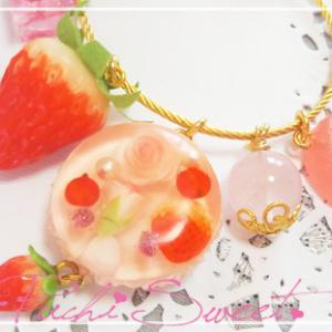 ゚*☆夏だから涼しげに・・レジンマカロンetc.☆*゚