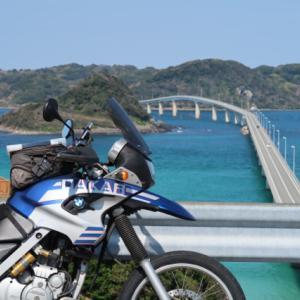 西日本ロングツーリングから無事帰着しました。