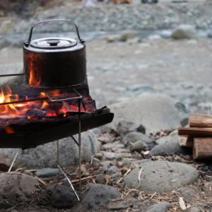 道志の入り口キャンプ場からおはようございます!