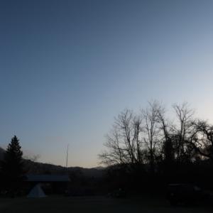 氷点下の久慈川からおはようございます!