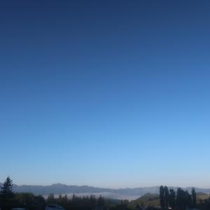 星降る丘からおはようございます!
